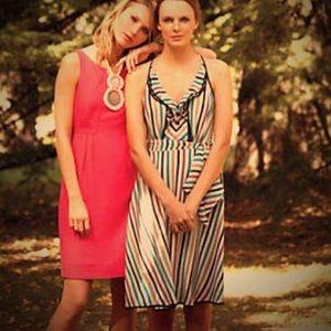 Anthropologie Dresses - Girls from Savoy Silk dress❤️